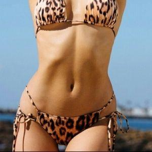 New w/ Tags! Hot As Hell Bikini Bottoms - SALE